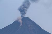 Nuevos lahares se registraron este miércoles en Volcán de Fuego
