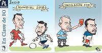 Caricaturas Nacionales junio 14, jueves