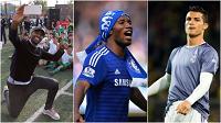 Los futbolistas más generosos