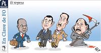 Caricaturas Nacionales julio 20, viernes