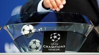 Sorteo de grupos de la Champions League