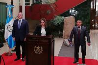 Gobierno solicita a la ONU listado de candidatos para nuevo titular de CICIG
