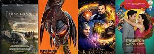 Cartelera de Cines Guatemala del 21 al 28 de septiembre 2018