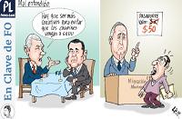 Caricaturas Nacionales octubre 16, martes