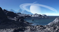 Estos misteriosos 'mundos oceánicos' podrían albergar vida en nuestro sistema solar