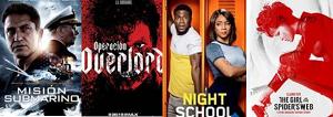 Cartelera de Cines Guatemala del 09 al 16 de noviembre 2018