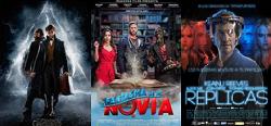Cartelera de Cines Guatemala del 16 al 23 de noviembre 2018
