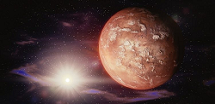 La NASA ya sabe cuándo el ser humano pisará Marte