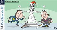 Caricaturas Nacionales diciembre 13, jueves