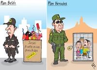 Caricaturas Nacionales diciembre 17, lunes