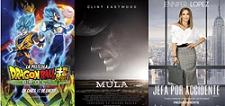 Cartelera de Cines Guatemala del 11 al 18 de enero 2019