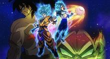 """""""Dragon Ball Super: Broly,"""" Emocionante Y Nostálgica"""