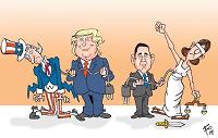 Caricaturas Nacionales enero 14, lunes