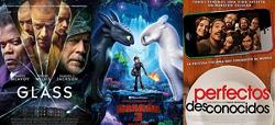 Cartelera de Cines Guatemala del 18 al 25 de enero 2019