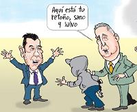 Caricaturas Nacionales enero 22, martes