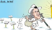 Caricaturas Nacionales enero 30, miércoles