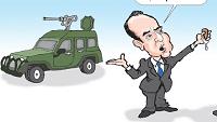 Caricaturas Nacionales febrero 01, viernes