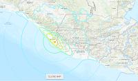 #Actualización: Daños en estructuras y carreteras tras sismo