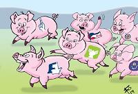 Caricaturas Nacionales febrero 06, miércoles