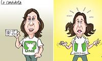 Caricaturas Nacionales febrero 07, jueves