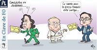 Caricaturas Nacionales febrero 08, viernes
