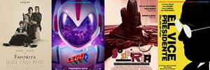 Cartelera de Cines Guatemala del 08 al 15 de febrero 2019