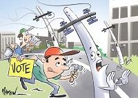 Caricaturas Nacionales marzo 19, martes