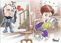 Caricaturas Nacionales marzo 21, jueves