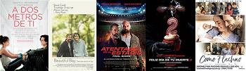 Cartelera de Cines Guatemala del 22 al 29 de marzo 2019
