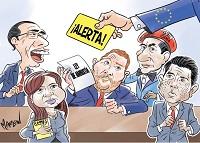 Caricaturas Nacionales marzo 27, miércoles