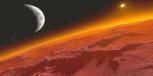 Registran por primera vez un terremoto en Marte