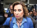 Jueza envía a Sandra Torres a Mariscal Zavala