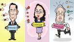 Caricaturas Nacionales enero 22, miércoles
