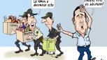 Caricaturas Nacionales Febrero 21, jueves