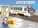 Caricaturas Nacionales Marzo 30, lunes