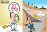 Caricaturas Nacionales Abril 07, martes