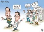 Caricaturas Nacionales Mayo 13, miércoles