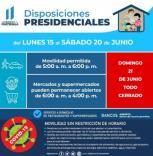 Noticias Nacionales al Instante Junio 15, Lunes