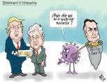 Caricaturas Nacionales Julio 08, Miércoles
