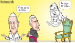 Caricaturas Nacionales Julio 10, Viernes