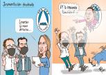 Caricaturas Nacionales Julio 31, Viernes