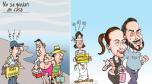 Caricaturas Nacionales Agosto 04, Martes