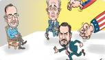 Caricaturas Nacionales Agosto 06, Jueves