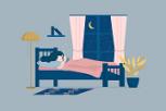 ¿Por qué es importante dormir bien para gozar una buena salud mental?
