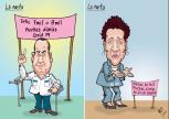 Caricaturas Nacionales Agosto 17, Lunes