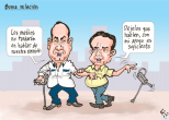 Caricaturas Nacionales Agosto 18, Martes
