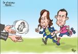 Caricaturas Nacionales Agosto 21, Viernes