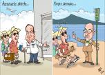 Caricaturas Nacionales Septiembre 11, viernes