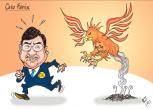 Caricaturas Nacionales Octubre 09, viernes
