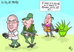 Caricaturas Nacionales Octubre 12, lunes